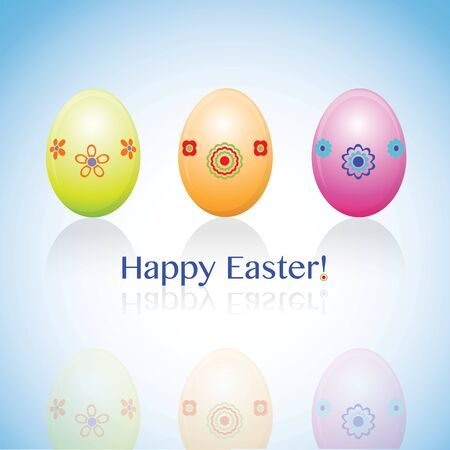 public celebratory event: Easter eggs. Happy Easter day!