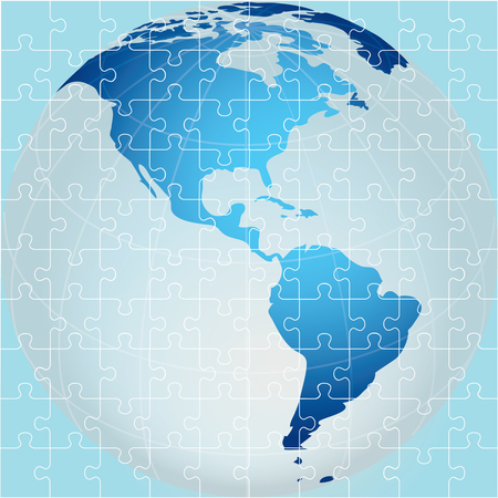 Argentina Map Vector Cliparts Stock Vector And Royalty Free - Argentina globe map