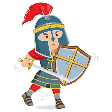 Armor Illustration