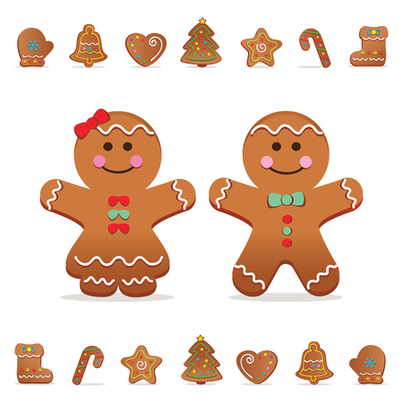 Gingerbread and Christmas cookies