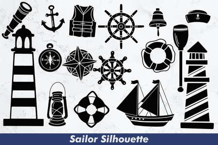 Sailor Silhouette