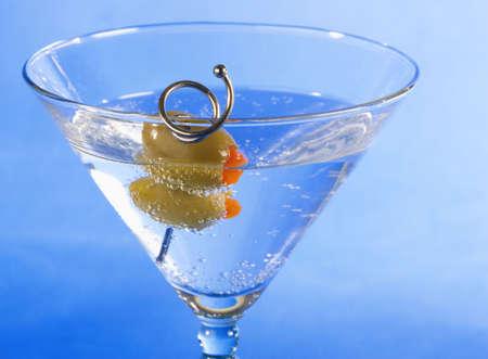 carbonation: Martini