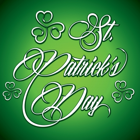 Creative design for St  Patrick s Day - vector illustration  Stock Vector - 21490883