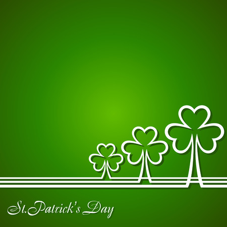 good s: Vector Illustration of Saint Patricks Day Design Illustration