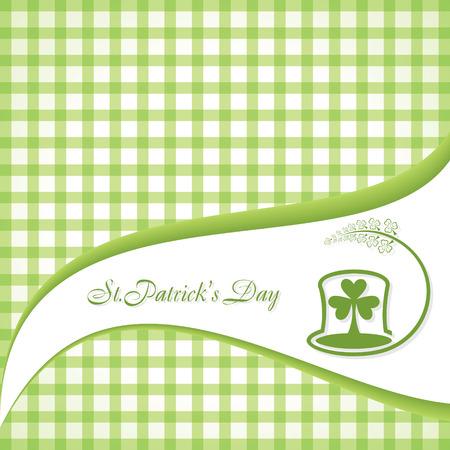 17th of march: Vector Illustration of Saint Patricks day design