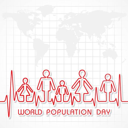 World Population Day illustration
