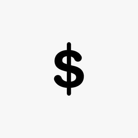 money icon. Cash, dollar sign for web and mobile UI design.