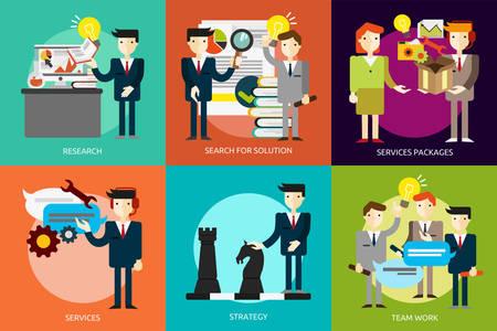 üzlet: Business People