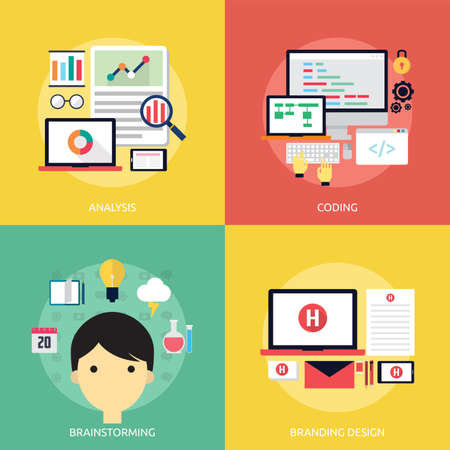 marketing online: Design and Development