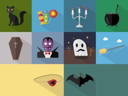eyepatch: Halloween Illustration