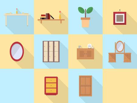 futurist: Interior and Furniture