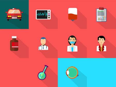 Medical Ilustração