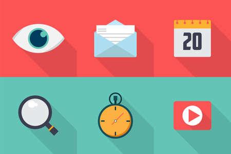 keywords: SEO Icons