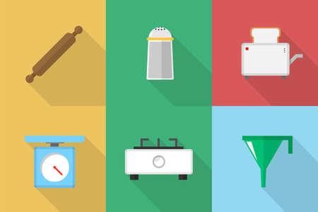 weigher: Kitchen Icons