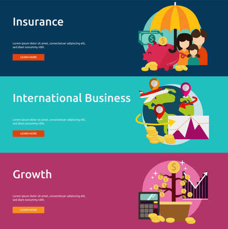Business and Marketing Illustration
