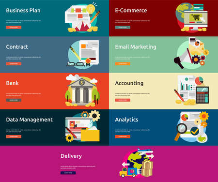 co operation: Business and Marketing Illustration