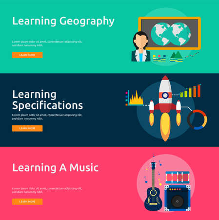 Education and Science Ilustrace