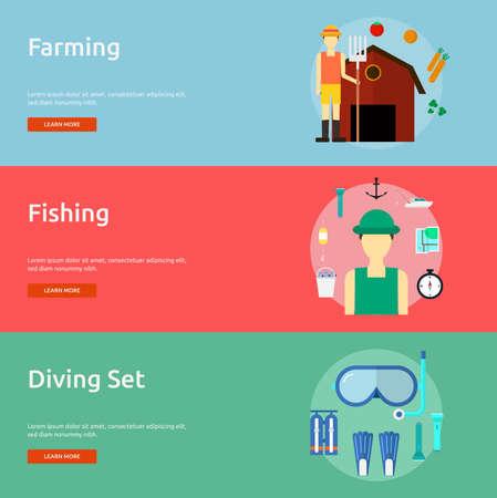 Urlaub und Recreations Standard-Bild - 58516240