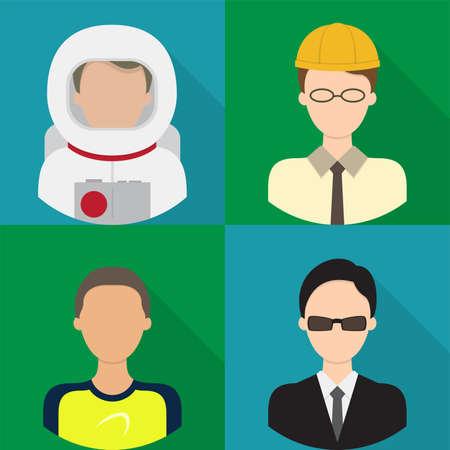Avatar Icons Set