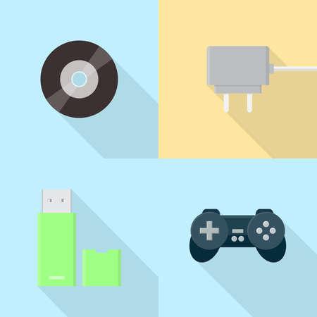 electronics icons: Electronics Icons Set