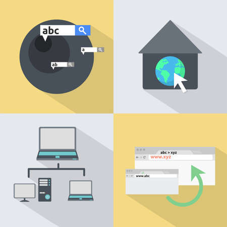 icons site search: SEO Marketing
