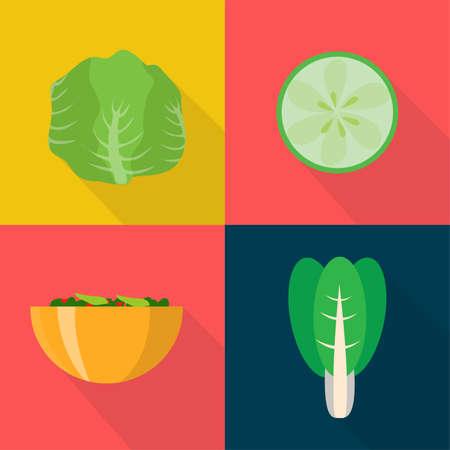 spinach salad: Vegetables