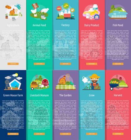 chacra: Granjas y Ranchos Diseño Conceptual