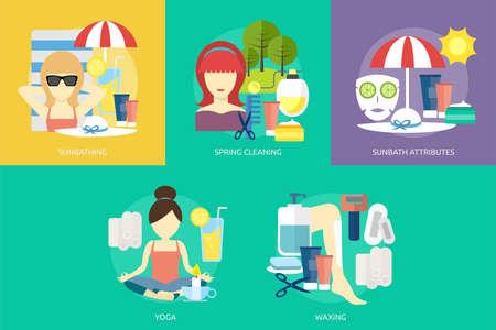 Beauty en Fashion conceptuele ontwerp Stockfoto - 62750203