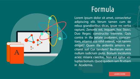 formula: Formula Conceptual Banner