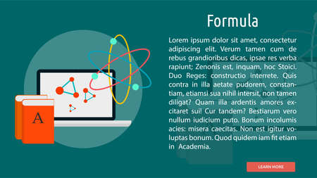 Formula Conceptual Banner