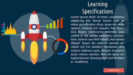 Learning Specifications Conceptual Banner