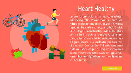 hearth: Hearth Healthy Conceptual Banner