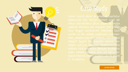 study: Case Study Conceptual Banner