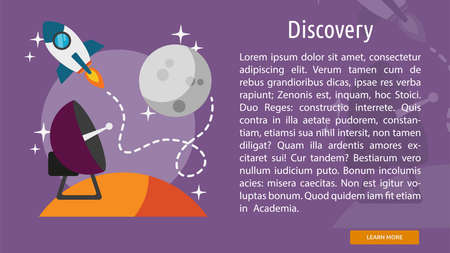 discovery: Discovery Conceptual Banner