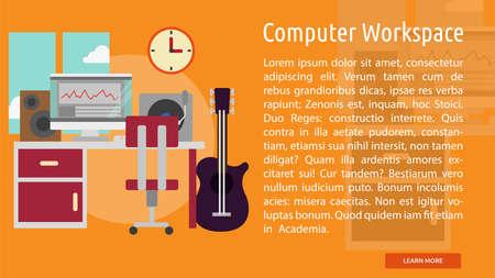Composer Workspace Conceptual Banner