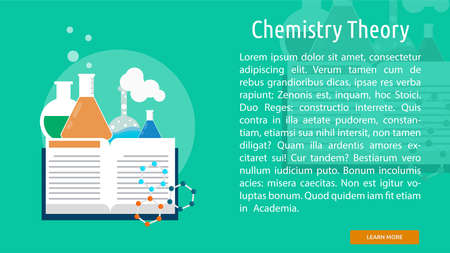 Chemistry Theory Conceptual Banner