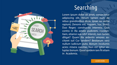 Searching Conceptual Banner