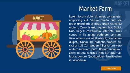 Market Farm Conceptual Banner