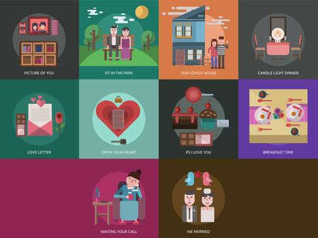Valentine Conceptual Design Illusztráció