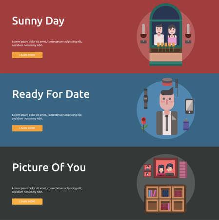 Valentine Conceptual Design Ilustracja