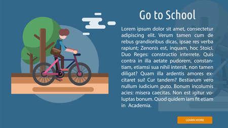 학교 개념 배너로 이동