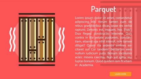 Parquet Conceptual Banner