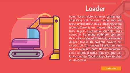loader: Loader Conceptual Banner