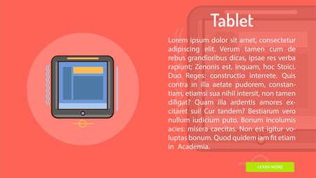 Table Conceptual Banner