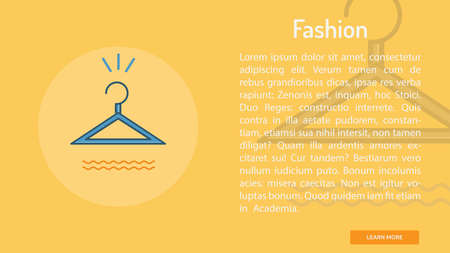 Fashion Conceptual Banner