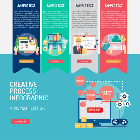 Infographic Creative Process