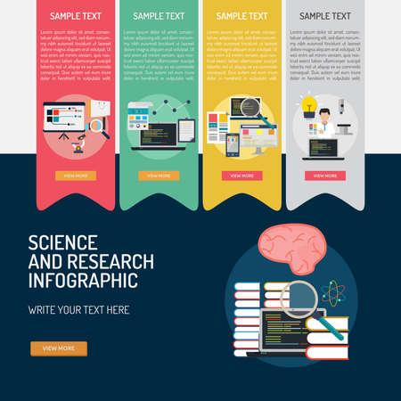 인포 그래픽 과학 및 연구