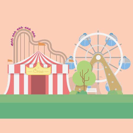 Amusement design Imagens - 75257880