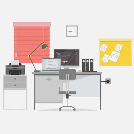 Programmer Workspace design