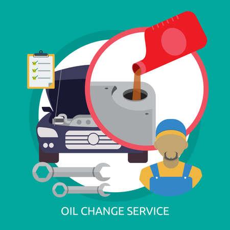 Diseño Conceptual del Servicio de Cambio de Aceite